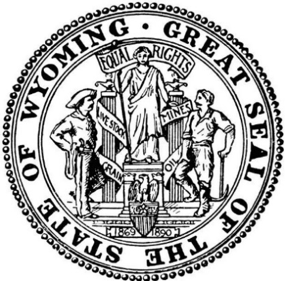 Great Seal of the State of Wyoming